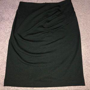 NY & CO Black Pencil Skirt - Size 10